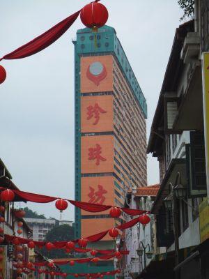 Singapur-Chinatown