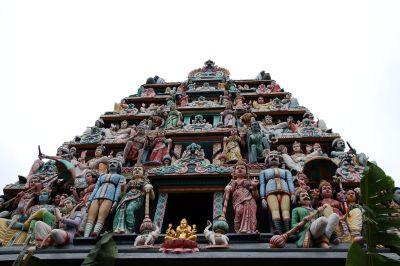 Singapur-Indischer-Temple-02