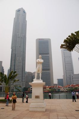 Singapur-Sir-Raffles
