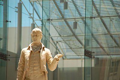Adelaide Bibliothek Robert-Burns