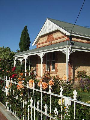 Meningie-House