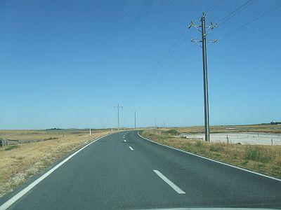 Meningie-on-the-road