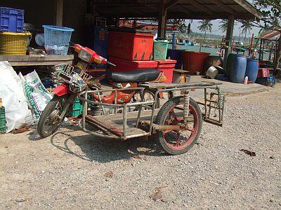 BanKrud Motorrad Taxi