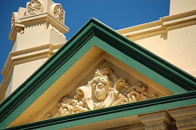 Perth Fremantle Gebaeude Fassade 01