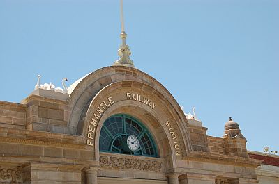 Perth Fremantle Station