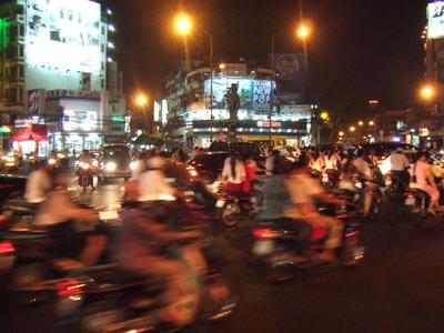 Saigon Verkehr
