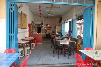 Port119 melaka Restaurant