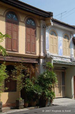 Port119 melaka schoene Fassaden