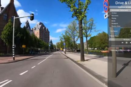 Drive & Listen - ScreenShot